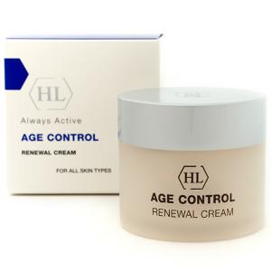 Holy Land AGE CONTROL Renewal Cream   Обновляющий крем, 50 мл