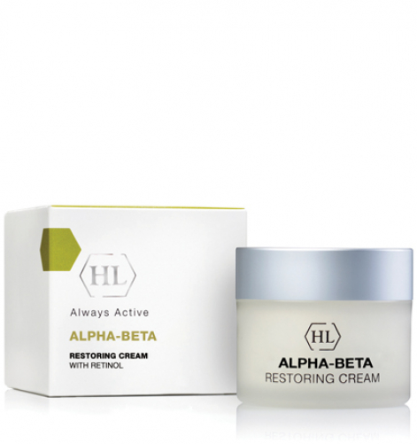 Holy Land ALPHA-BETA Restoring Cream | Восстанавливающий крем, 50 мл