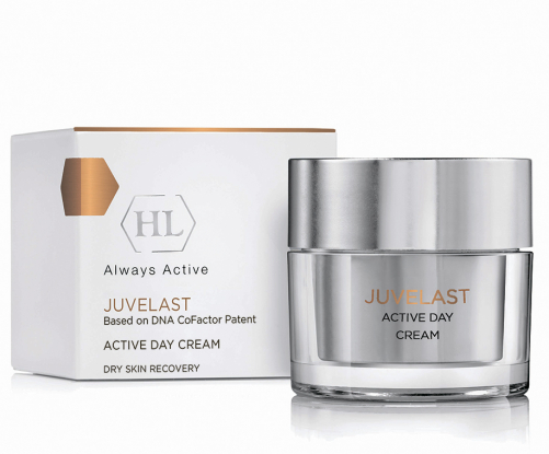 Holy Land JUVELAST Active Day Cream | Дневной крем, 50 мл