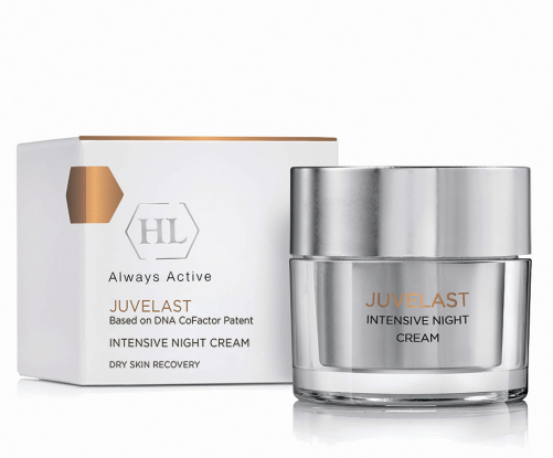 Holy Land JUVELAST Intensive Night Cream | Ночной крем, 250 мл