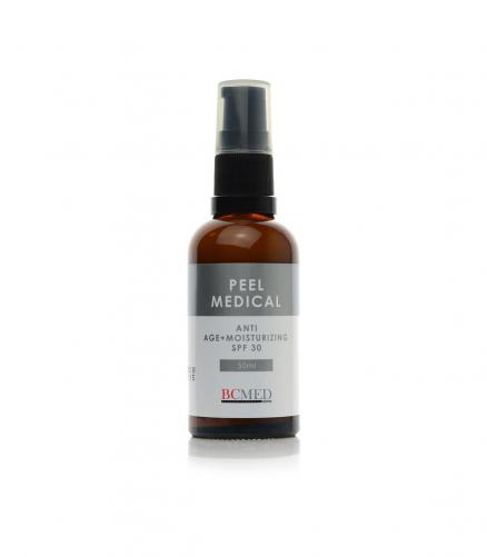 Peel Medical | Антивозрастной увлажняющий солнцезащитный крем 30+ - Anti age + Moisturizing SPF 30, 60 мл