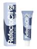 Refectocil | Краска для бровей темно-синяя (2,1), 15 мл