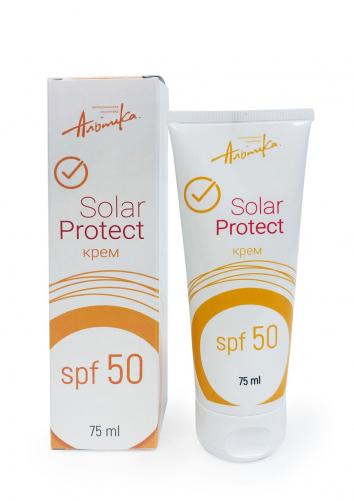 Альпика   Крем Solar Protect SPF 50, 75 мл