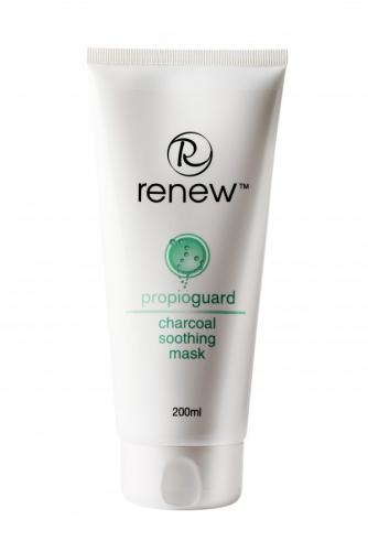 Renew  |Успокаивающая маска на основе активированного угля, 200мл